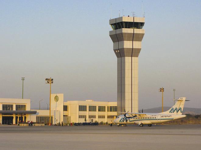 Celebra 10 años aeropuerto de Querétaro