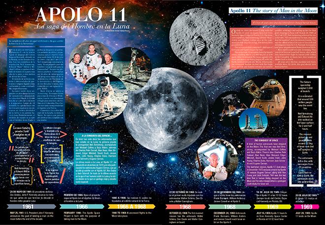 Apolo 11 La saga del Hombre en la Luna