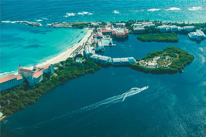 Supera Cancún a la Riviera Maya