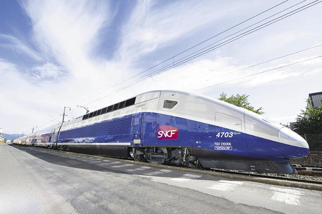 Señal wifi ferroviaria