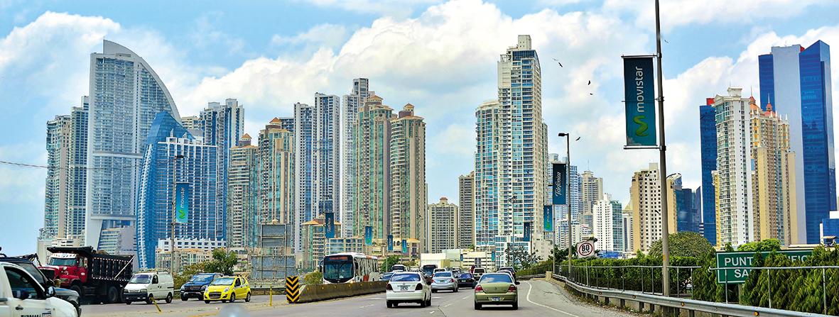Panamá: Contraste de historia y modernidad