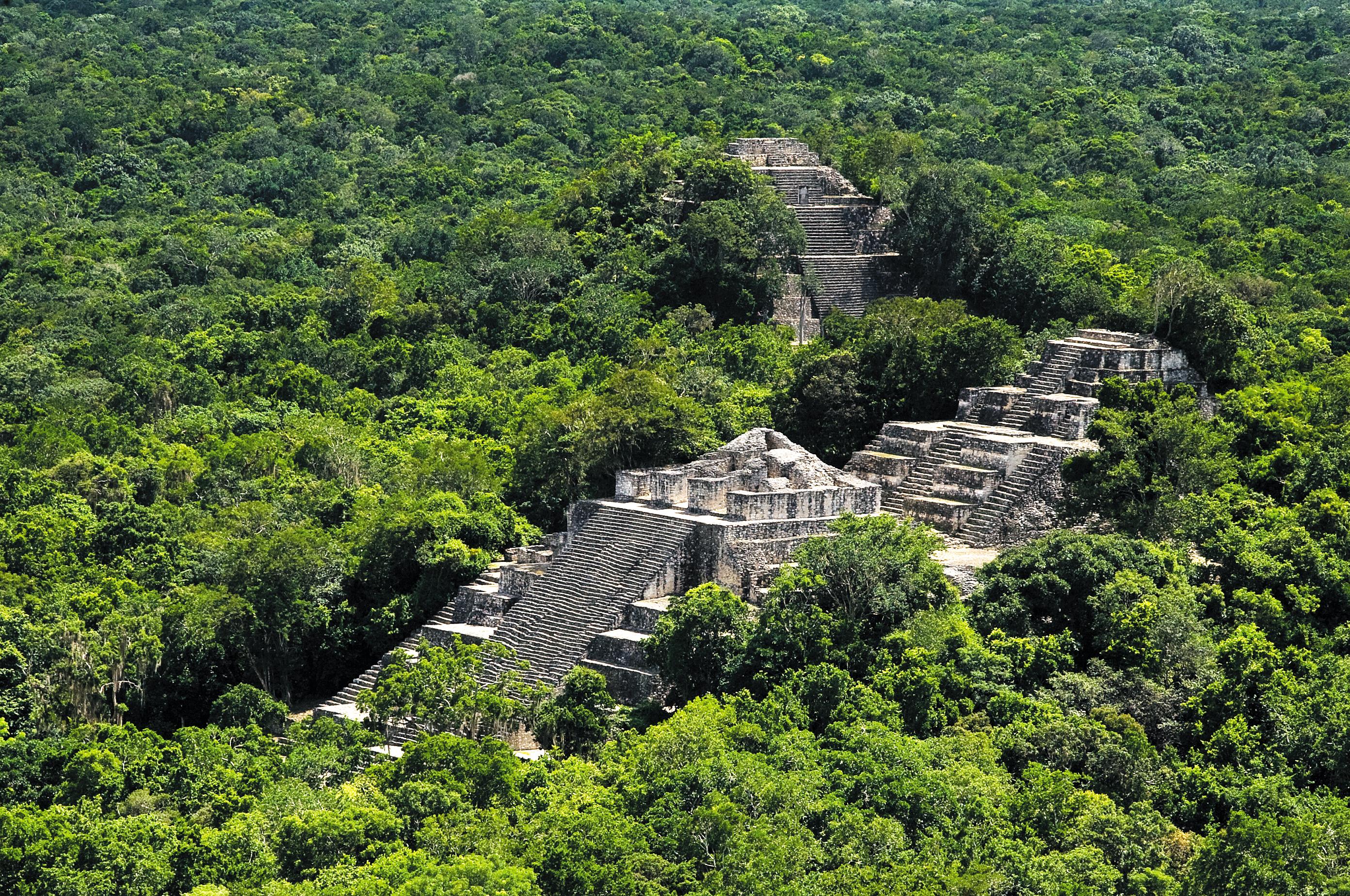 Campeche, un rincón con herencia maya
