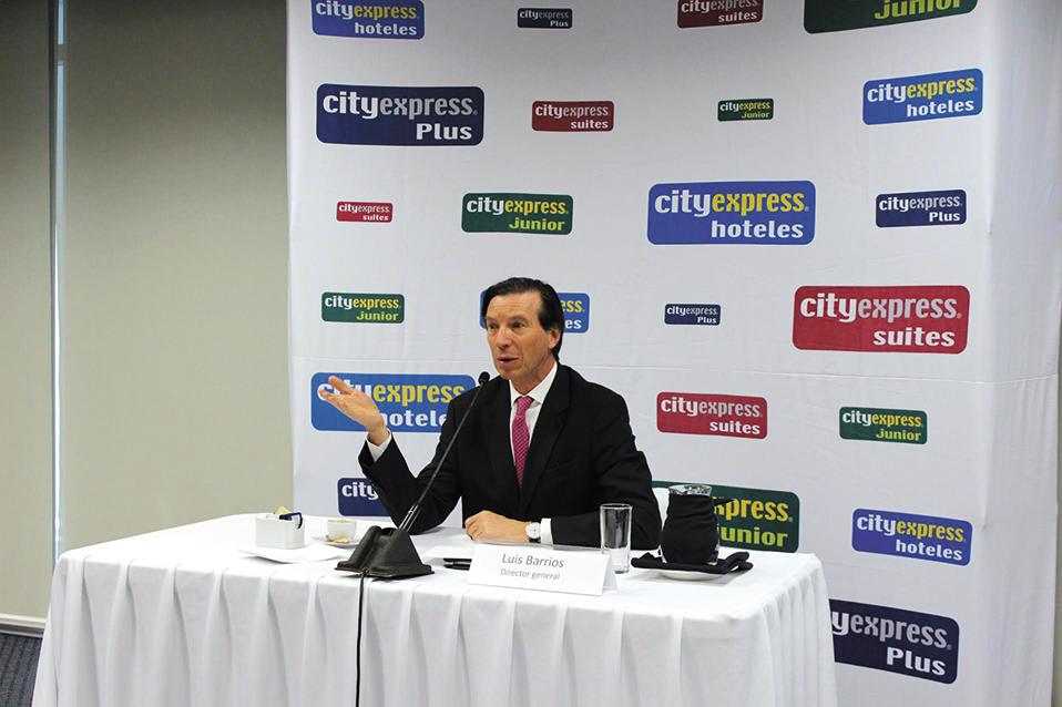 City Express va a la conquista de Sudamérica