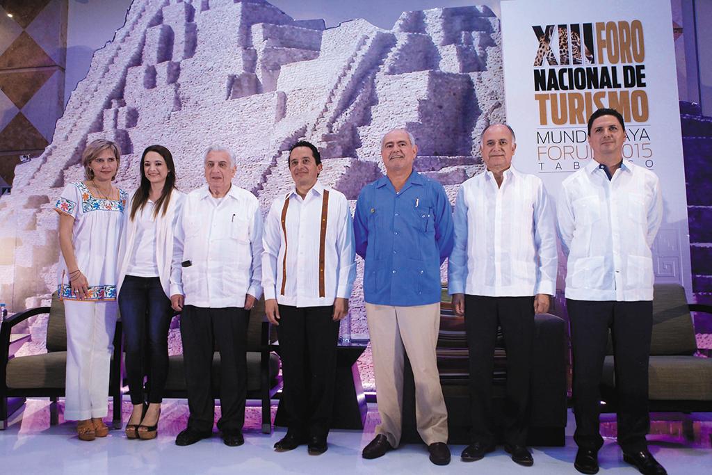 Promoción del Mundo Maya