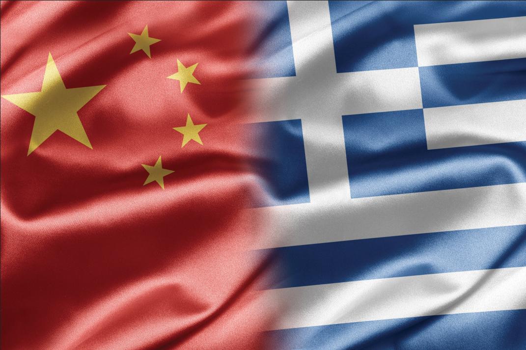 Grecia mira al oriente