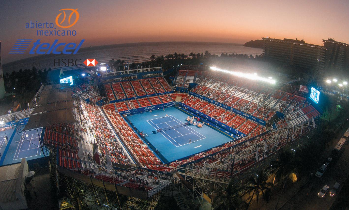 Ferrer, ¡Brillante!; Sharapova, ¡Impotente!