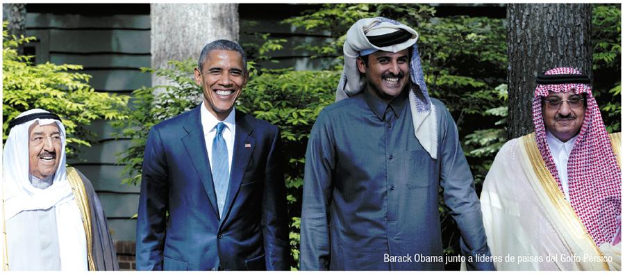 Nueva era en el Golfo Pérsico