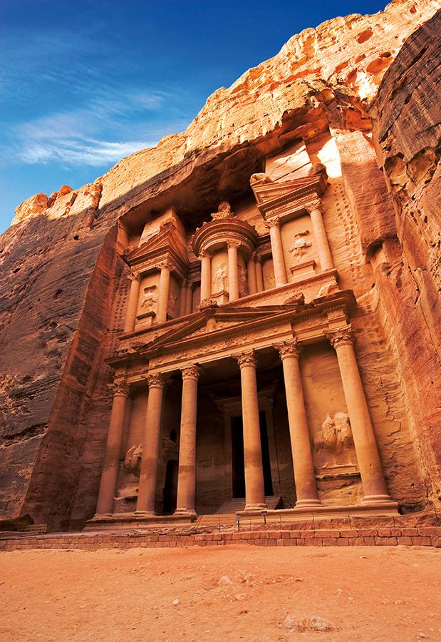 Polo turístico del medio oriente