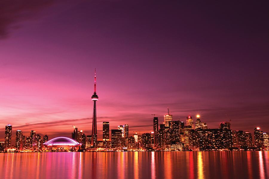 Aeroméxico inaugura vuelo a Toronto
