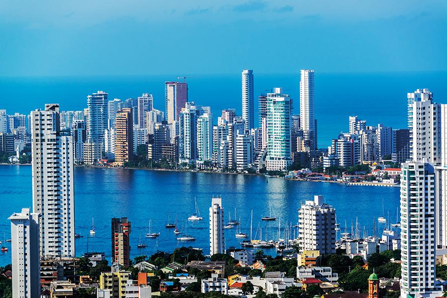 Colombia destino de convenciones