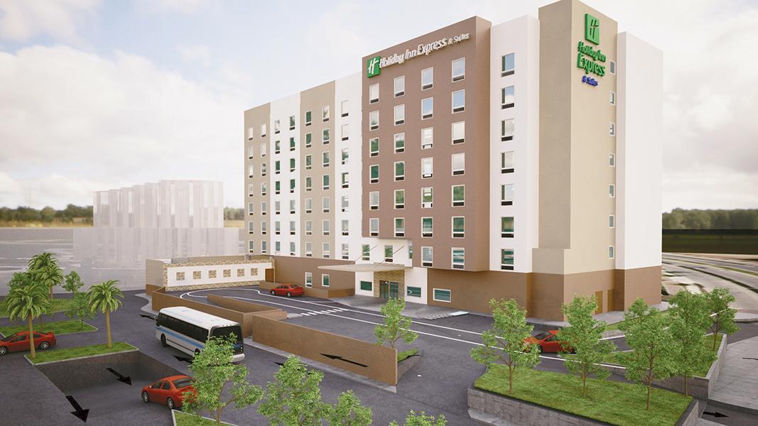 IHG suma dos hoteles en Mazatlán