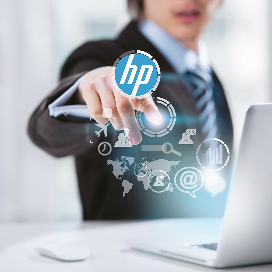 Creará HP redes H3C en China