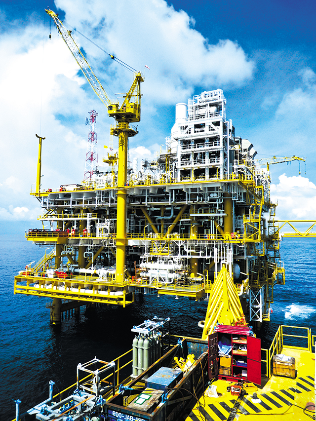 Creación de empresas petroleras mexicanas