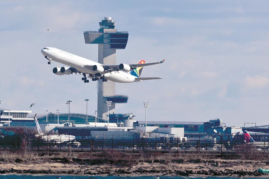 Aeropuertos de Nueva York en problemas