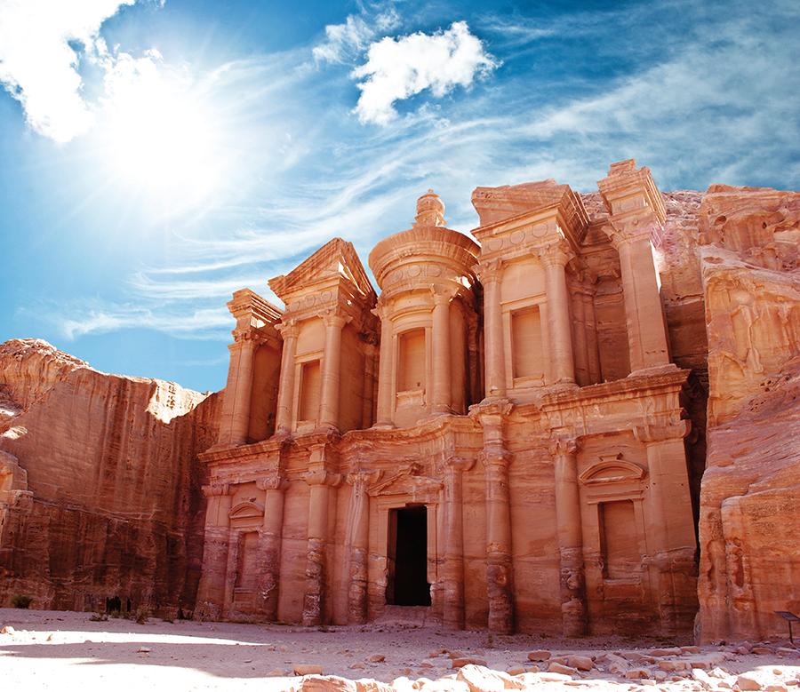 Jordania hospitalidad y aventura