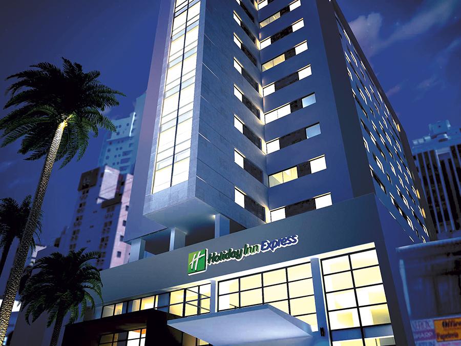 Holiday Inn a la conquista de Sudamérica