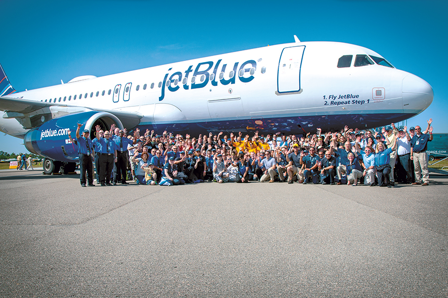 JetBlue llega a México