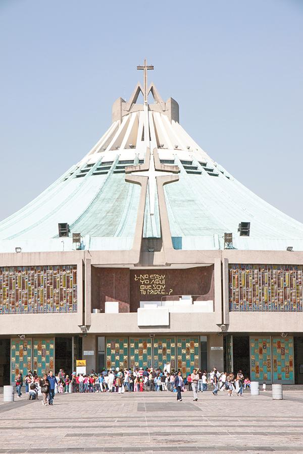 Turismo religioso a la alza