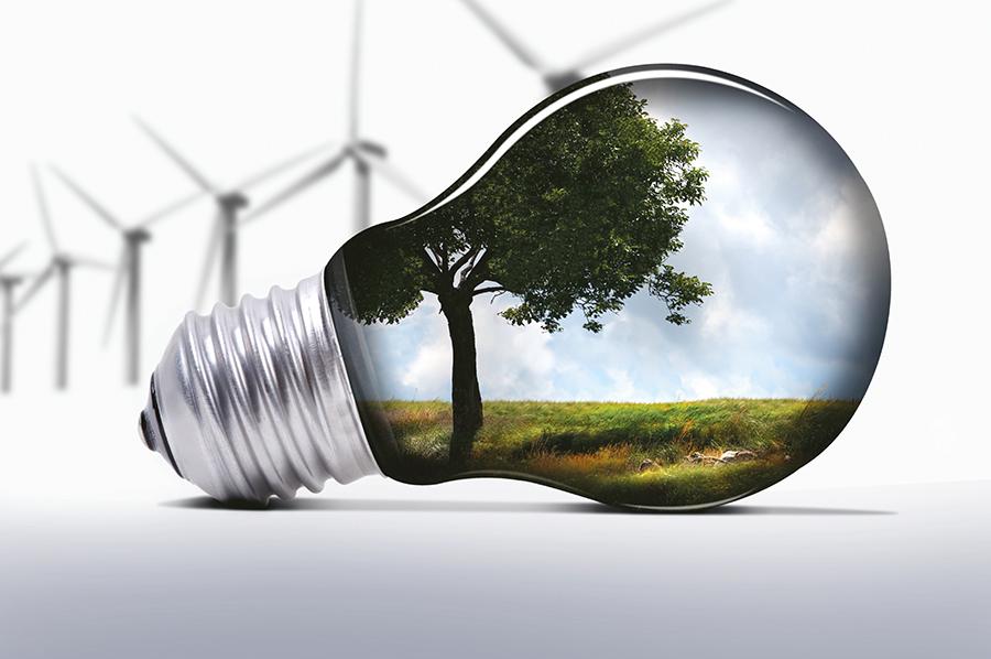 Producción de energías renovables