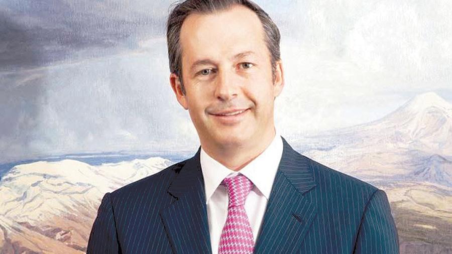 Andrés Conesa, al frente de IATA