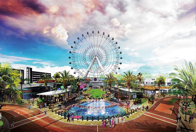 Orlando, la capital mundial de los parques