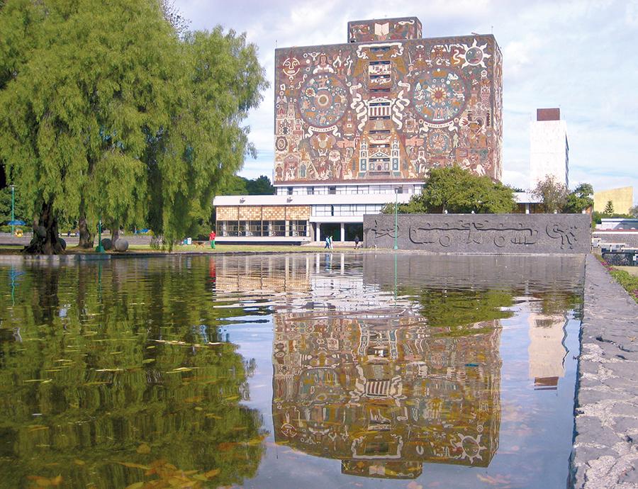 La UNAM entre las mejores