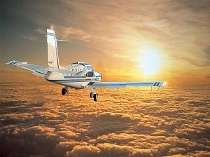 1910Nace la aviación comercial.