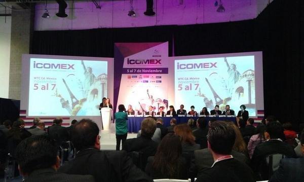 Celebra ICOMEX quinta edición