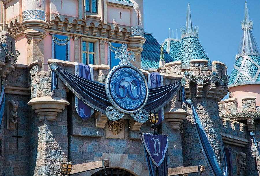 Disneyland seis décadas de magia