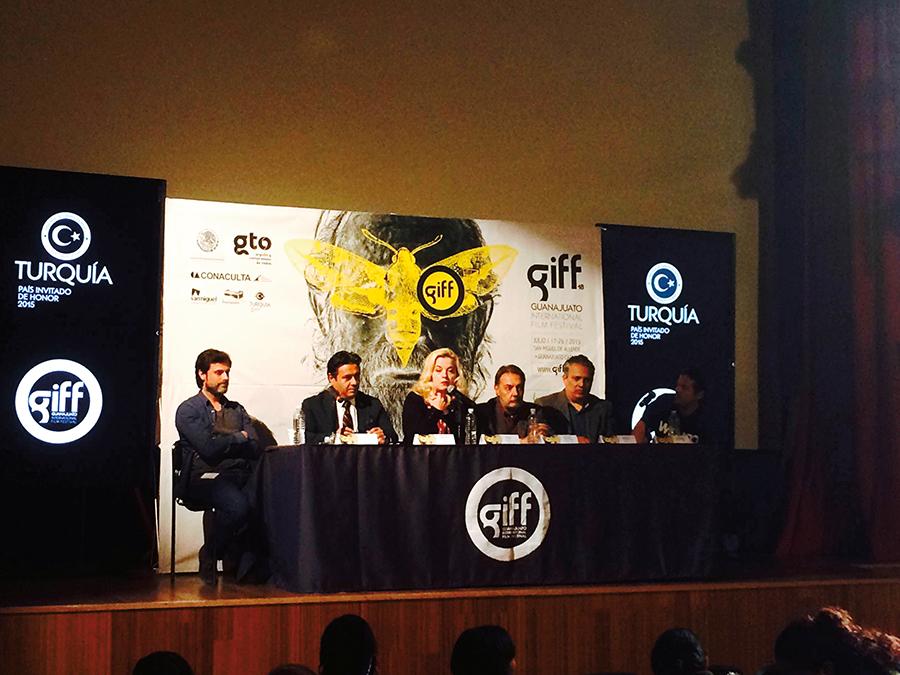 18 años de cine en Guanajuato