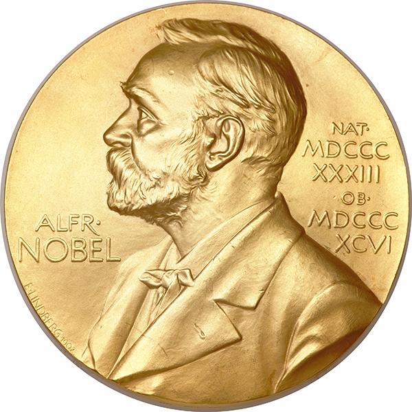 Acuerdos de paz acreedores de Premio Nobel