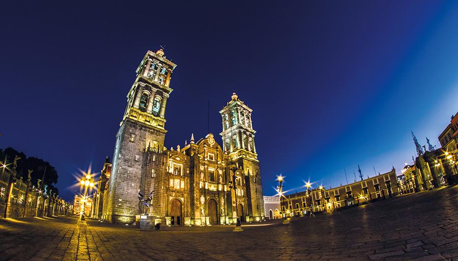 """""""Puebla es mi destino"""""""