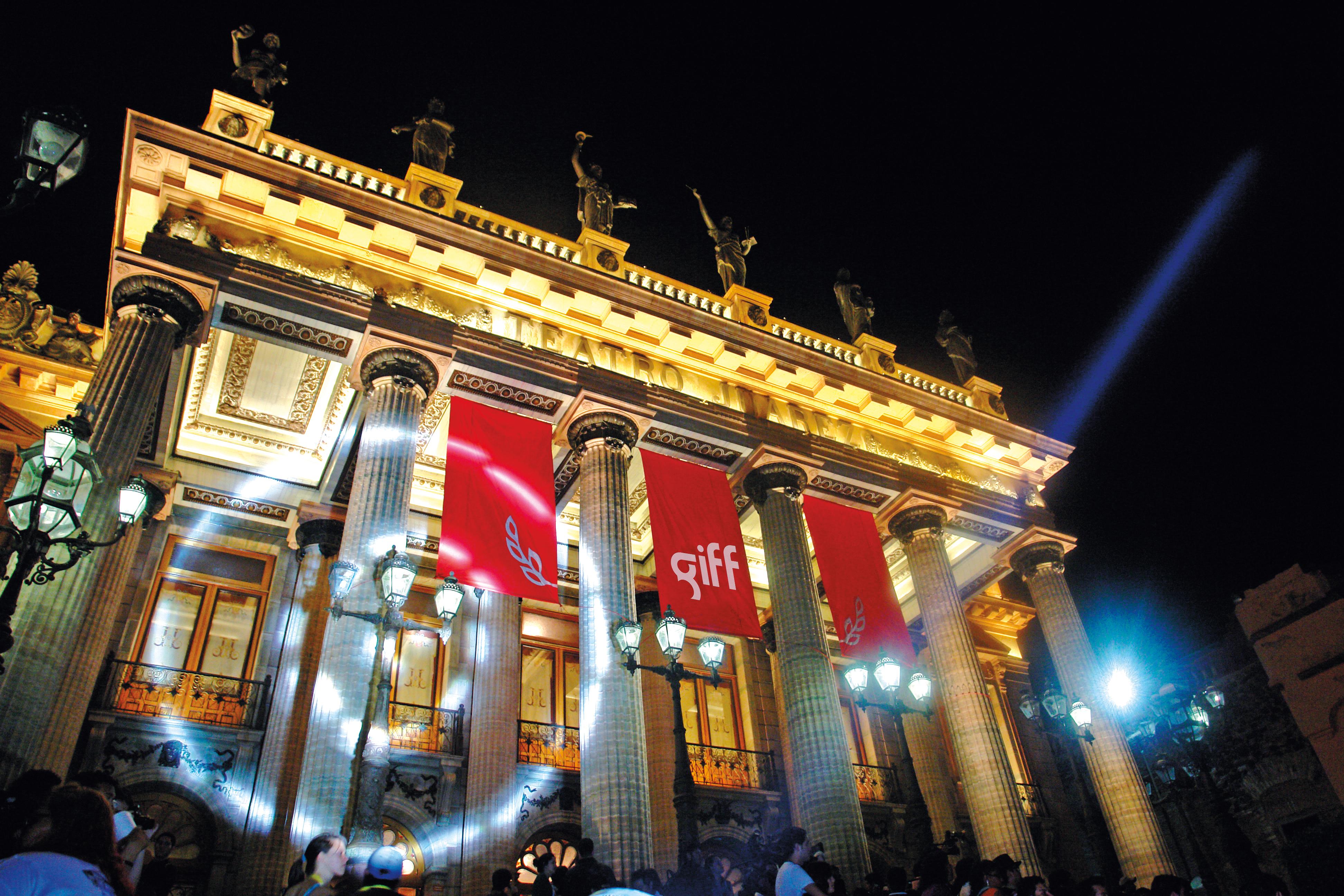 Guanajuato cuna del cine