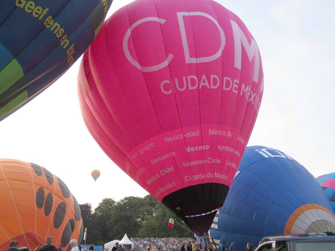 Globo CDMX termina gira por Europa
