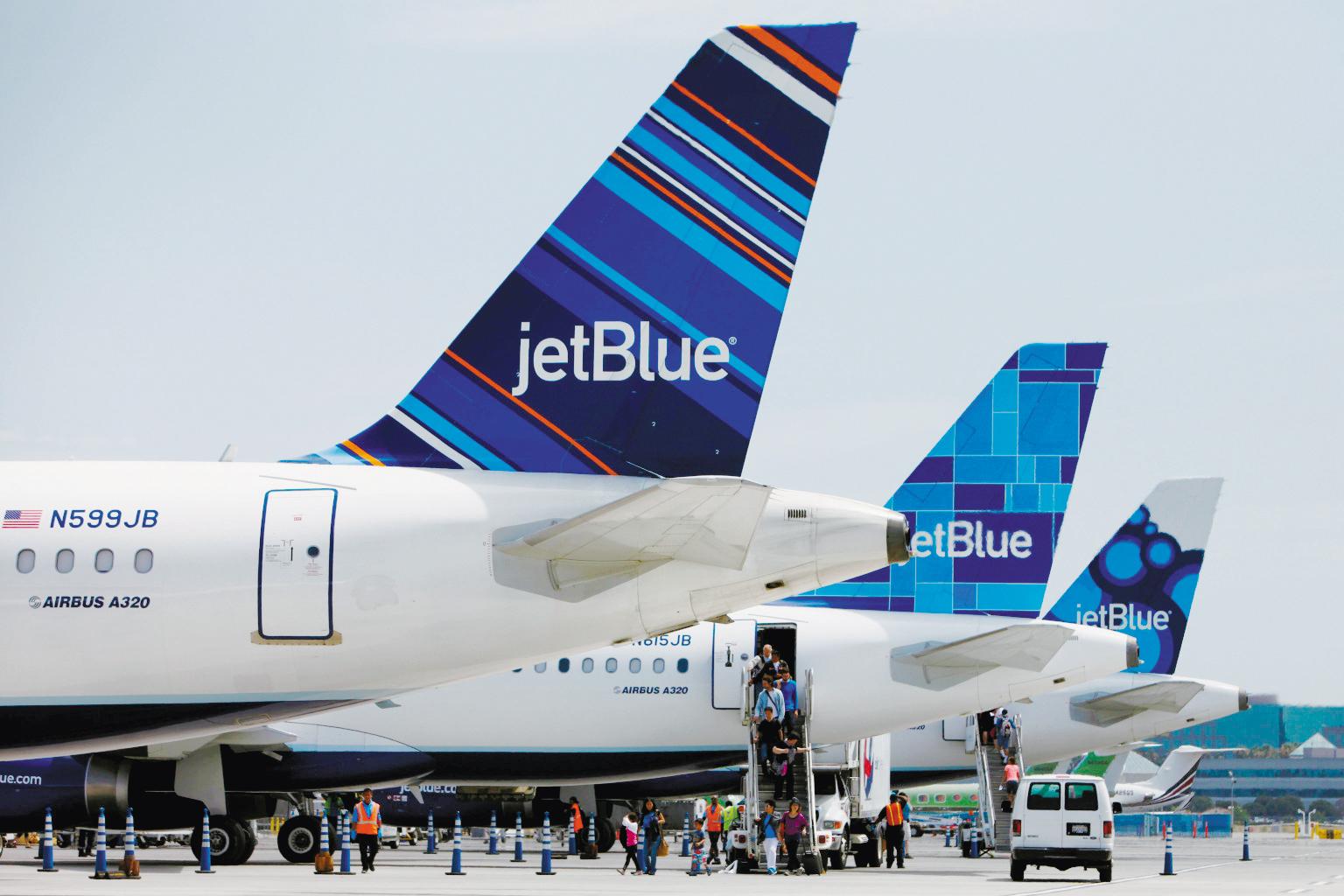 Jet Blue volará al AICM
