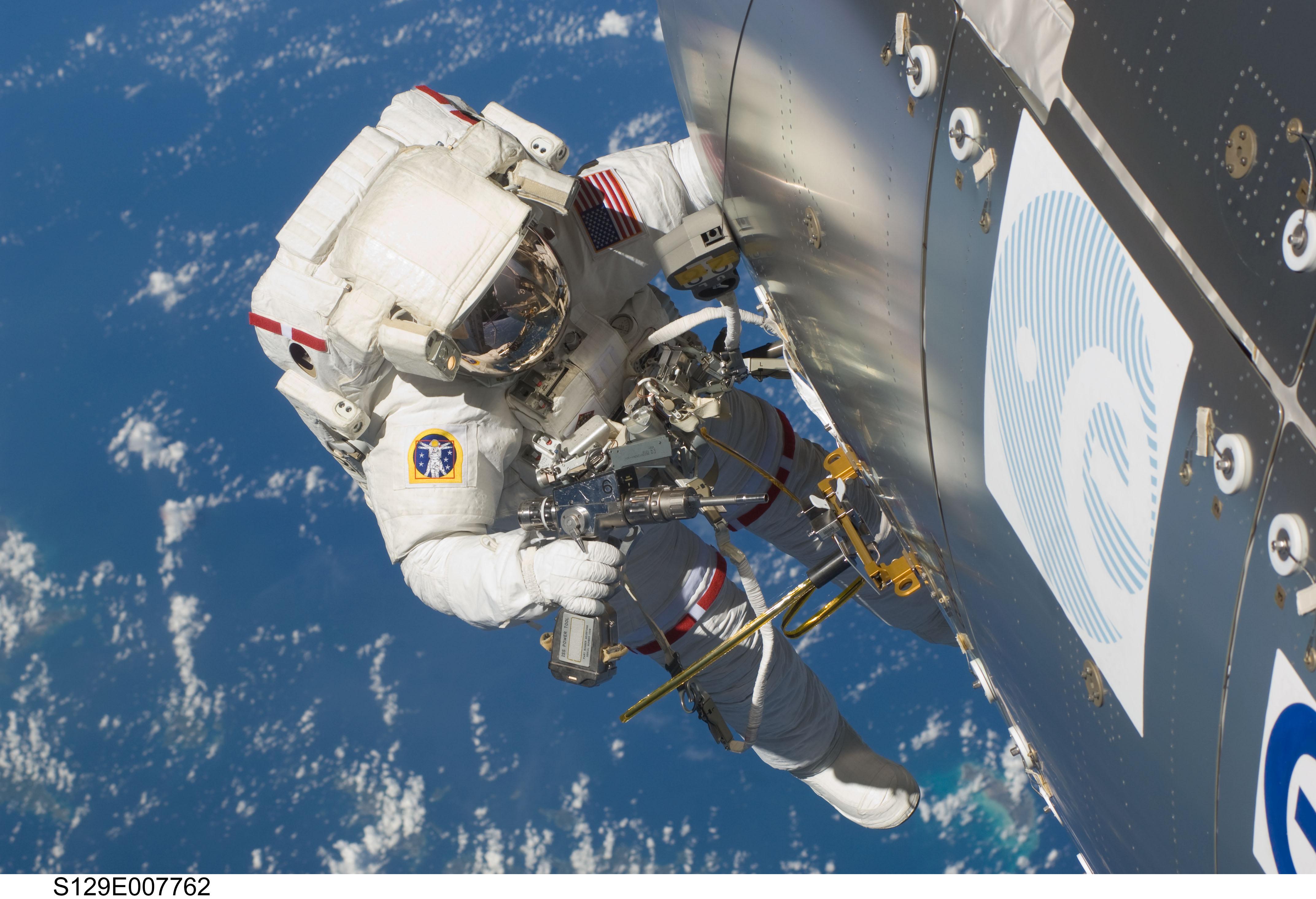 Medicina espacial en México