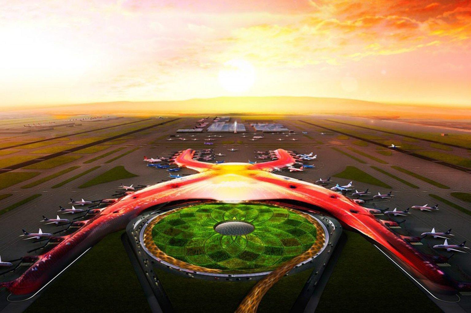 Nuevo Aeropuerto de la Ciudad de México sin recortes