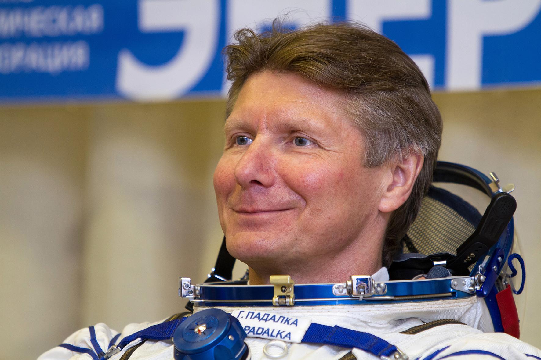 Gennady Padalka rompe record de permanencia en el espacio