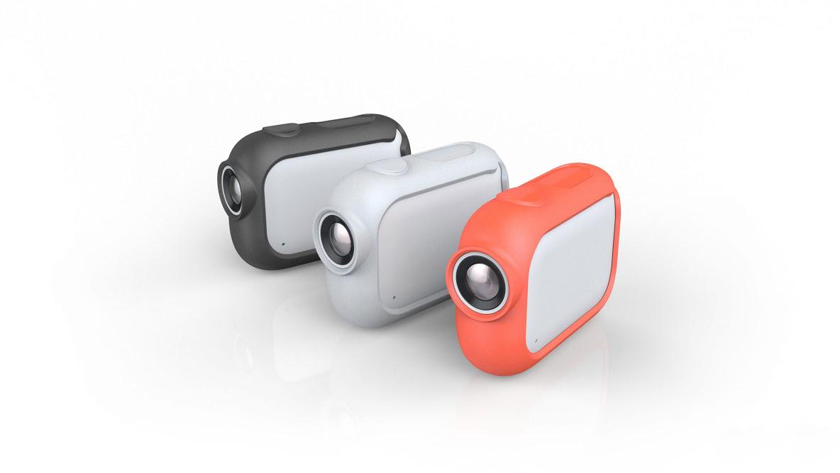 Graava una nueva cámara inteligente