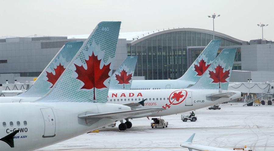Viajeros de negocios prefieren Air Canada