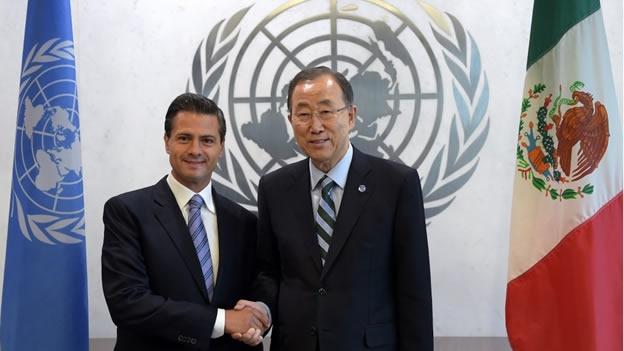 ONU: Acuerdo histórico para la humanidad
