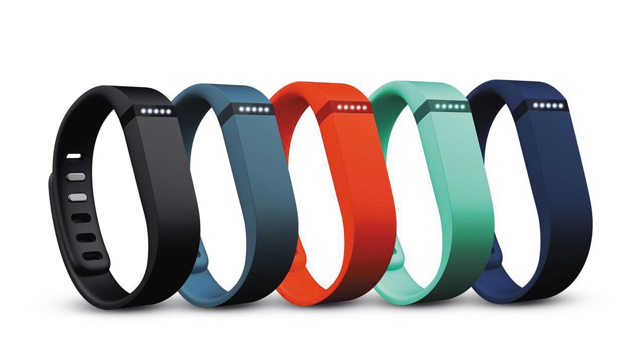 Monitorea tu salud con la pulsera Fitbit flex