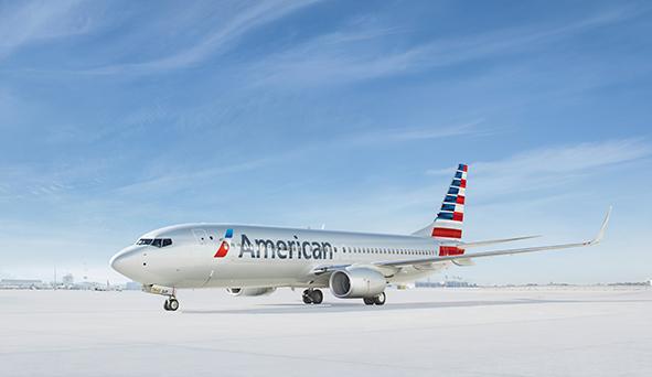 American Airlines llega a la nueva terminal de Los Ángeles