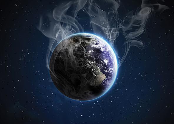 Acciones contra calentamiento global
