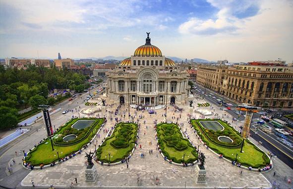 81 años del Palacio de Bellas Artes