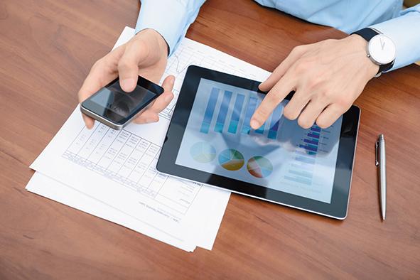 Declaraciones de Hacienda en dispositivos móviles