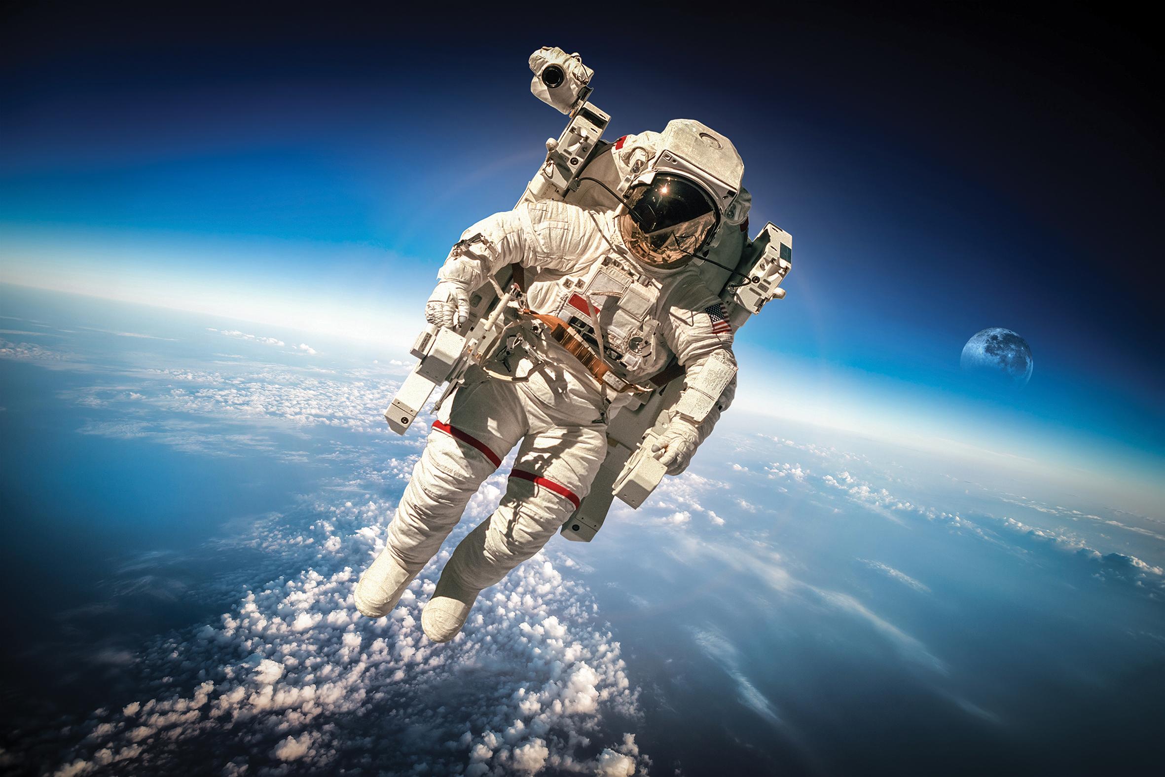 Récord en el espacio