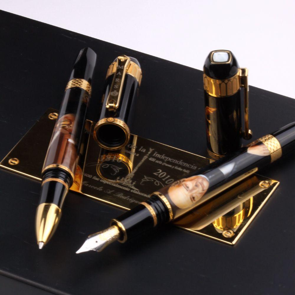 Bolígrafo Tibaldi inspirado en México