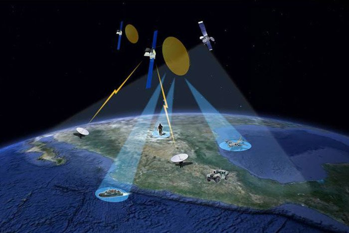 Exitoso lanzamiento del satélite Morelos III