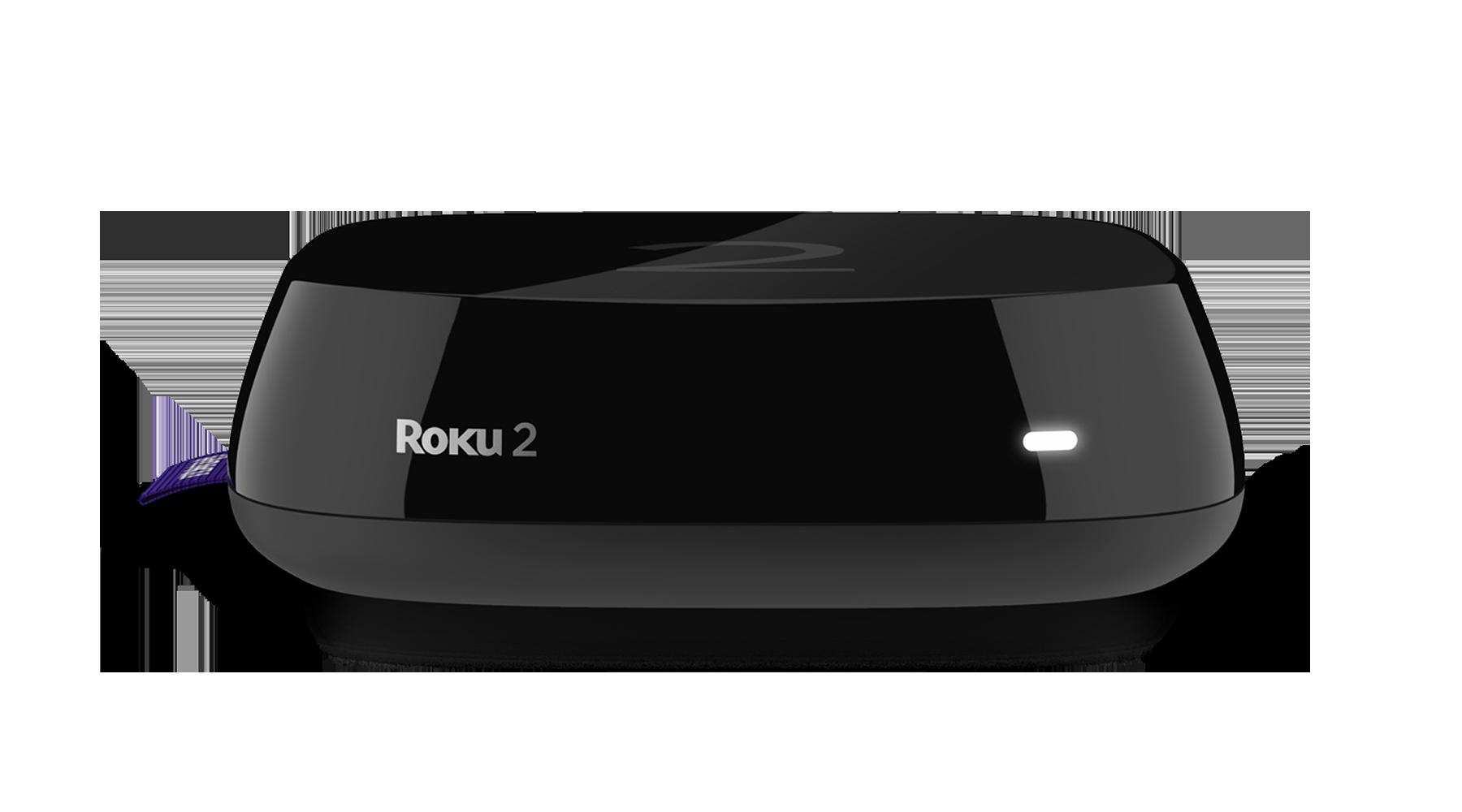 Roku 2 - Front 2